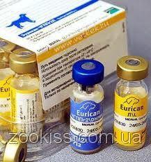 Еурикан DHPPI 2 - L (1 фл. DHPPI 2 + 1 фл. L)