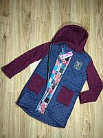 Курточка - пальто Bordo для девочек
