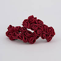Розы из фоамирана 3.5 см, уп. 144 шт.