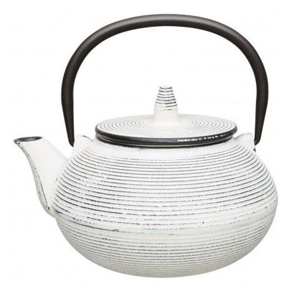 Заварочный чайник BergHOFF чугунный 0.7 л Белый (1107201)