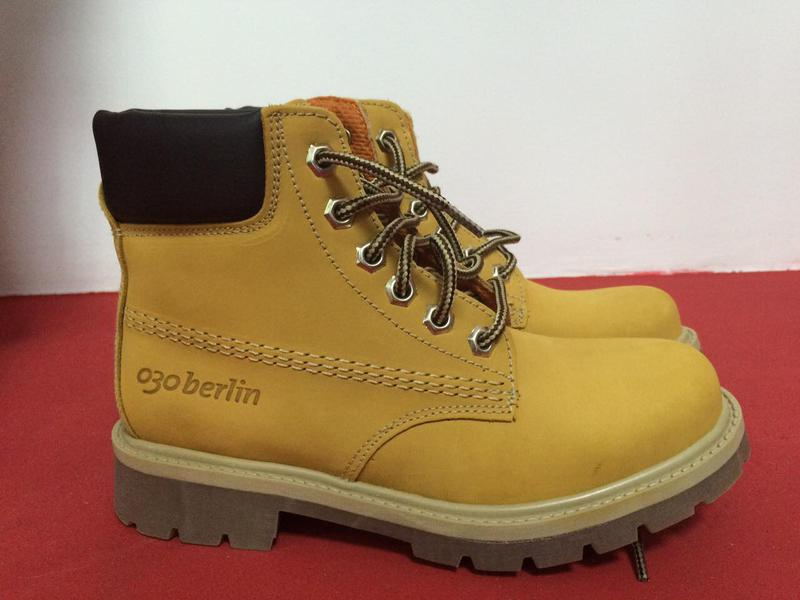 Демисезонные мужские ботинки 030 Berlin Оригинал р-41, фото 1