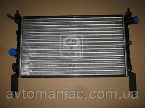 Радиатор охлаждения OPEL ASTRA F 91-98 (MT, -A/C)  (Гарантия)