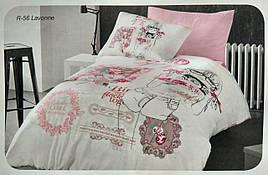 """Детское полуторное постельное белье First Choice Ranforce """"Lavonne"""""""