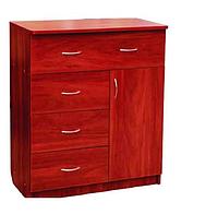 """Комод """"Комод-1х1х3"""" РТВ мебель (с ящиками и дверью в спальню)"""