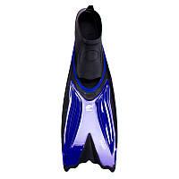 Мужские ласты Dolvor F366, М(40-42) синий