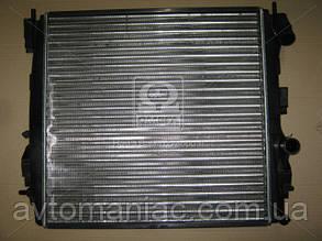 Радиатор охлаждения RENAULT KANGOO 01-08 (MT) (Гарантия)