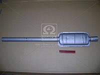 Резонатор МОСКВИЧ 412 сварной 1 кожух (производство Ижора) (арт. 412-1201110-01), ABHZX
