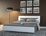 Ліжко з підйомним механізмом LOZ/160 Ацтека, БРВ, фото 3