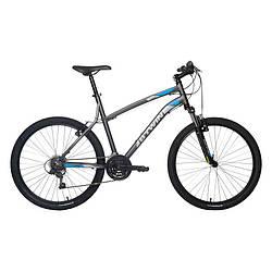 Велосипед Rockrider ST 100 темно-серый