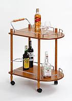 Барный стол BAR-4 (бук) (Halmar)