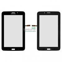 Сенсор (тач скрин) к планшету Samsung T116 Galaxy Tab 3 Lite black (оригинал)