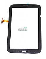 Сенсор Samsung N5100 Galaxy Note 8.0,N5110 Galaxy Note 8.0 gold,black (ver. Wi-Fi) (оригинал) тач скрин для планшета