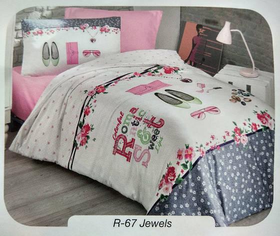"""Детское полуторное постельное белье First Choice Ranforce """"Jewens"""", фото 2"""