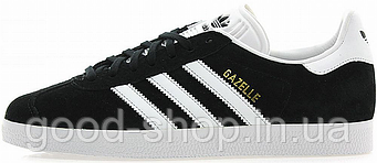 "Мужские кроссовки Adidas Gazelle ""Black/White"""