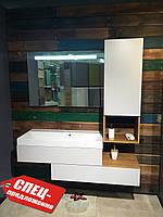 Комплект мебели для ванной комнаты Tristan (Mersey)