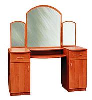 """Трюмо """"Трюмо-2"""" РТВ мебель (туалетный столик для спальни)"""
