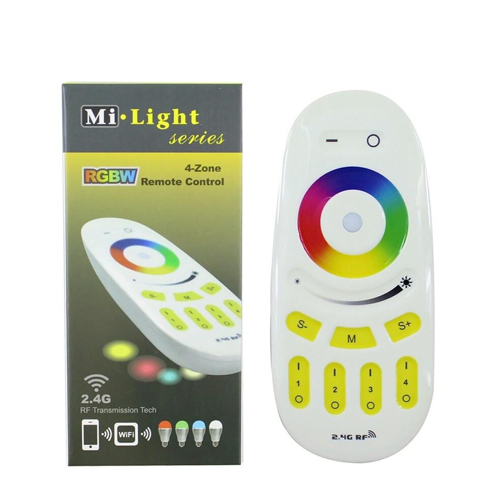 Пульт Mi Light RGB/RGBW RF 2,4G 4-зонный
