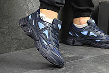 a9da0a33 Модные мужские кроссовки Adidas raf simons,синие с голубым: продажа ...