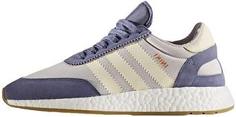 Женские кроссовки Adidas Iniki Runner Boost Purple White