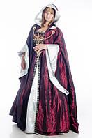 Принцесса в готическом стиле, женский карнавальный костюм \ размер 48-50; 52-54 \ BL - ВЖ205