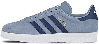 "Мужские кроссовки Adidas Originals Gazelle ""Tactile Blue/Mystery Blue/Running White"""