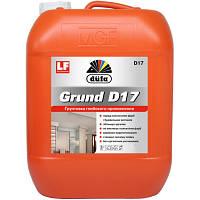 Грунтовка Dufa Grund D17 глубокого проникновения 1 л