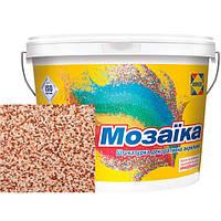 Штукатурка Ферозит Мозаика Т-218 14 кг