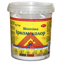 Шпаклевка Ирком-Колор орех 0.7 кг