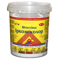 Шпаклевка Ирком-Колор белая 0.7 кг