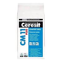 Клей для плитки Ceresit СМ-11 Plus 5кг