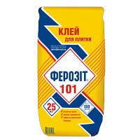 Клей для плитки Ферозит 101 25 кг