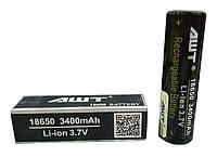 Акумулятор для мода 3400 маг,18650 AWT, 3.7 V, фото 1