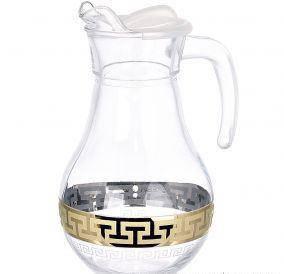 """Кувшин для воды с рисунком """"Греческий узор"""" GE03-3944"""