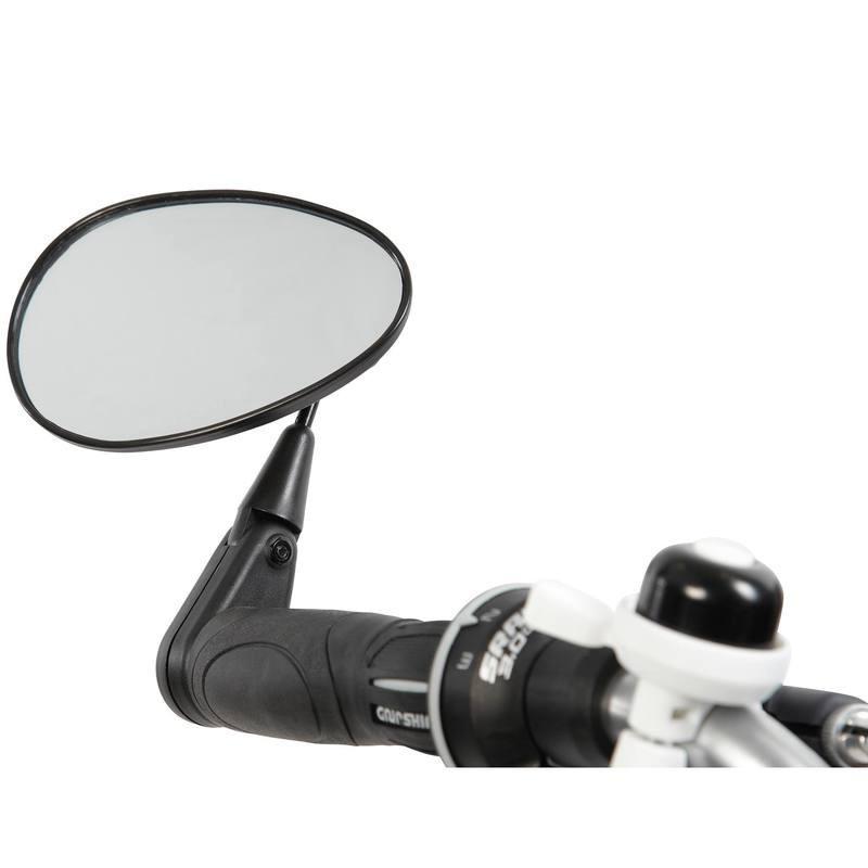 Зеркало велосипедное B'twin 3D  - priyatili.com в Львове