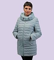 Женская демисезонная куртка. Модель 157. Размеры 48-58