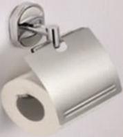 Держатель для туалетной бумаги с крышкой SOLONE Z3903