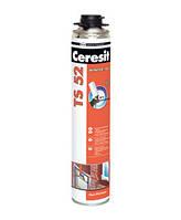 TS 52 Mонтажная пена профессиональная зимняя Церезит (Ceresit)