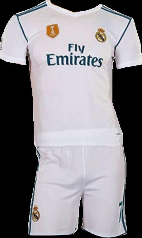 Футбольная форма детская Real Madrid Ronaldo 7 (SX,S,M,L,XL) 2018 ... 9d676dfde94
