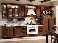 кухня дерево классика фото 65