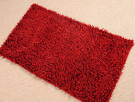 Коврик для ванной Irya  ntence micro krimizi красный 60*100