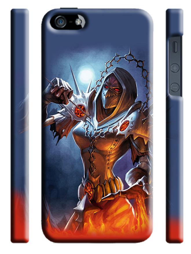 Чехол  Dota 2 для iPhone 5/5s