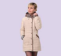Женская демисезонная куртка. Модель 053. Размеры 46-58