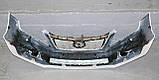 Декоративно-захисна сітка радіатора Toyota Camry фальшрадіаторная решітка, бампер, фото 3