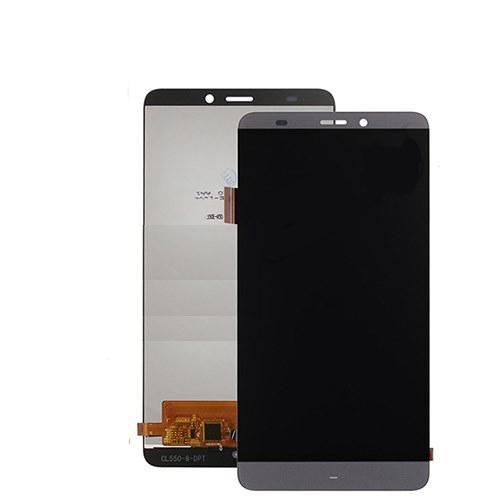 Дисплей (LCD) Prestigio 5551 с сенсором серый