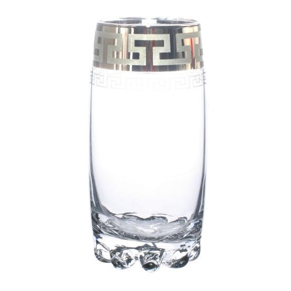 """Набор стаканов для сока 390мл 6шт """"Греческий узор"""". GE03-812"""