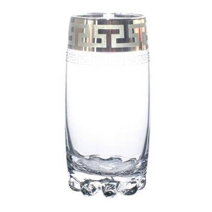 """Набор стаканов для сока 390мл 6шт """"Греческий узор"""". GE03-812, фото 2"""