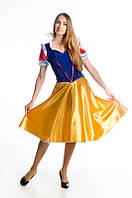 Белоснежка женский карнавальный костюм \ размер 42-44; 46-48 \ BL - ВЖ186