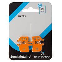 Тормозные колодки дисковые B'twin Hayes MX1