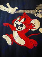 """Ковер в детскую комнату """"Том и Джерри"""""""