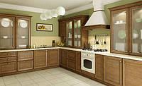 дубовая кухня под заказ фото 6